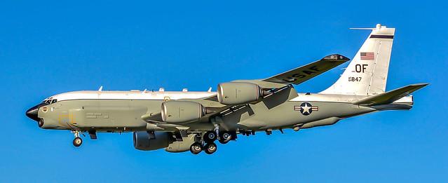 USAF RC-135U Combat Sent, 64-14847 (OF)