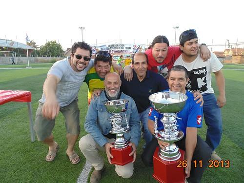 Inauguración campeonato Fetratec