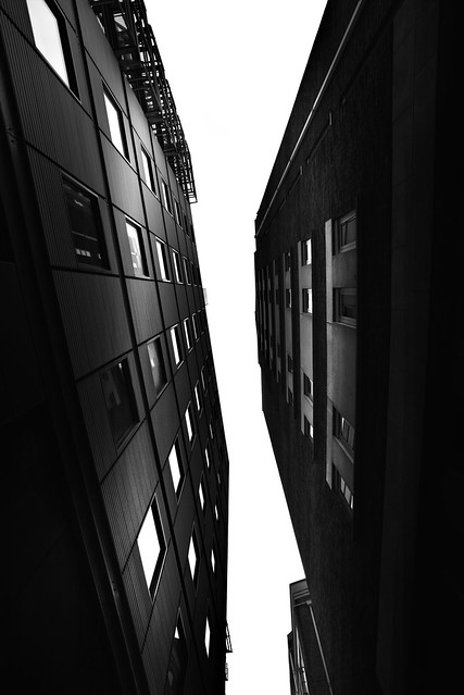 Metamorphosis - London City Life by Simon Hadleigh-Sparks