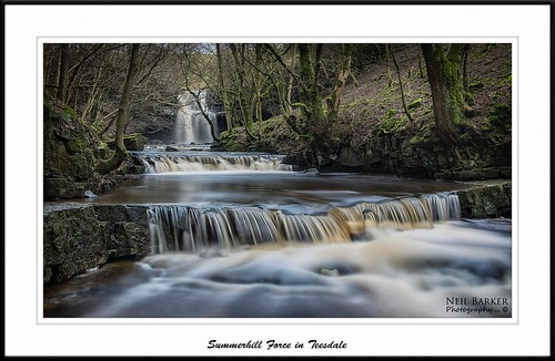 water river waterfall nikon rocks stream force ngc falls cascades ghyll neilbarkerphotography summershillforce