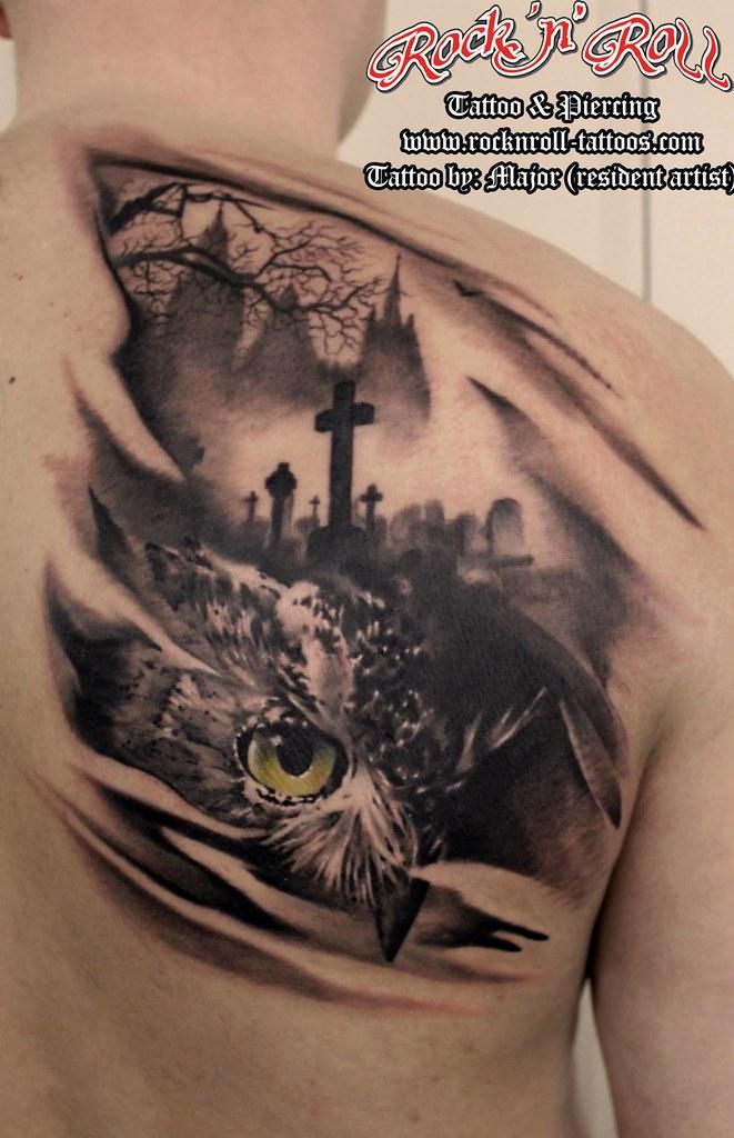Tomek Major Dworniak Rocknroll Tattoo And Piercing Wars