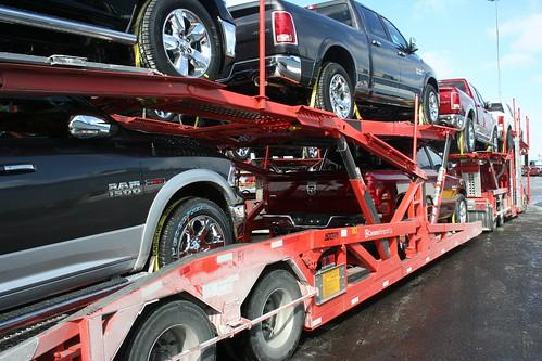 2014 Ram 1500 EcoDiesels: Headed to U.S. dealers Photo