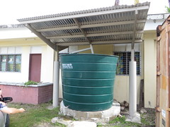 390:391 a - Community potable water harvesting and storage