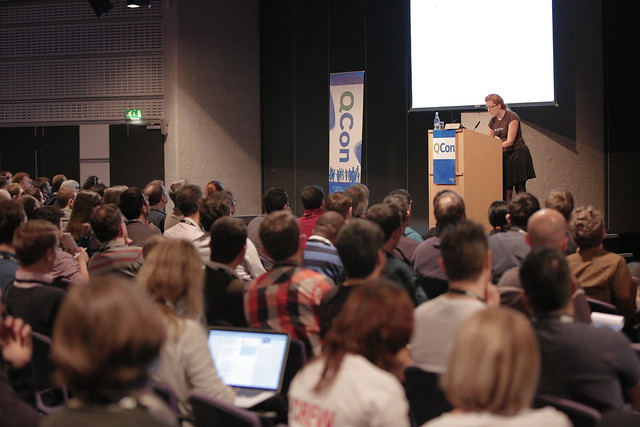 Trisha Gee @QCon London 2014