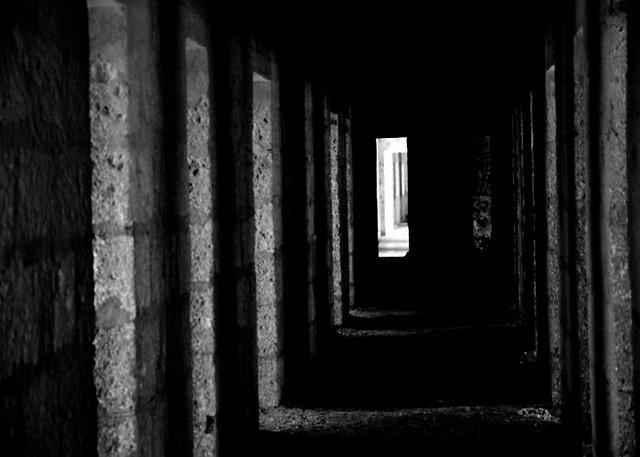 walk on down the hall.........