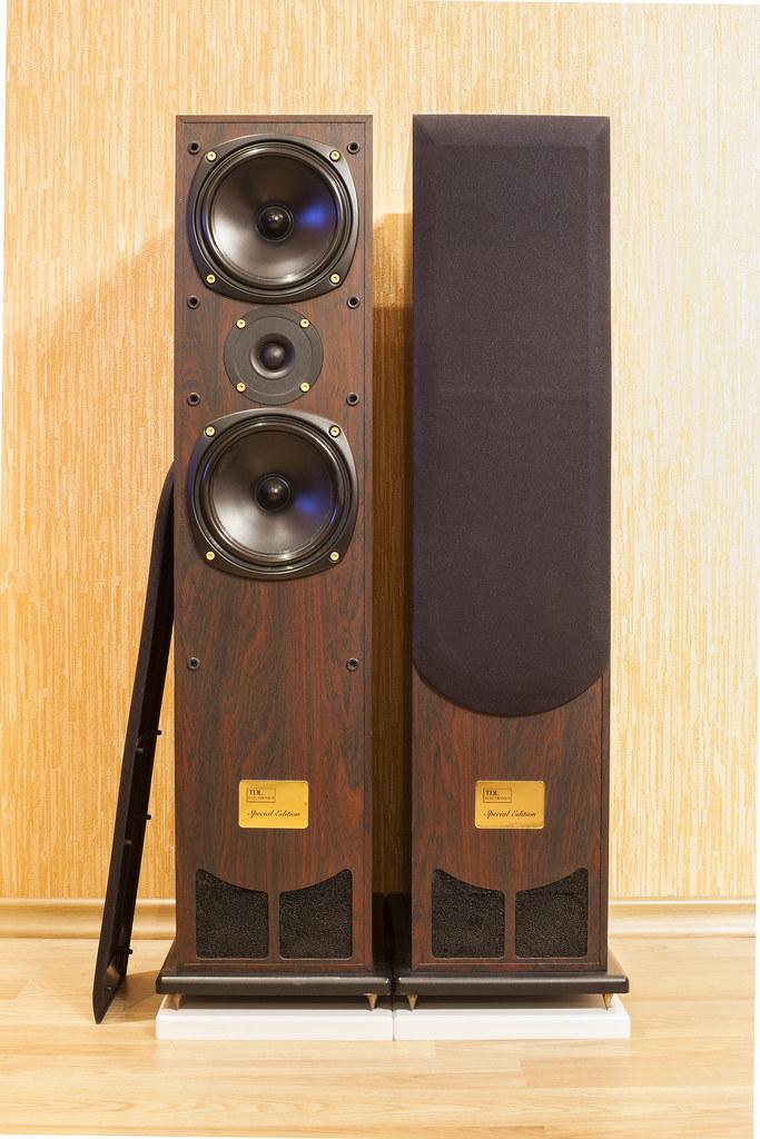 TDL rtl 3 SE | www tdl-loudspeakers co uk/rtl3 htm