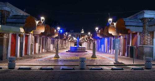 Puebla desde La Paz