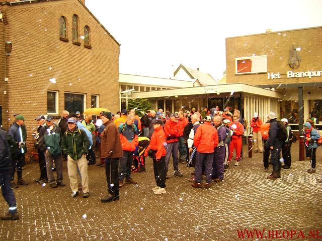 Baarn 40 Km    22-11-2008 (9)
