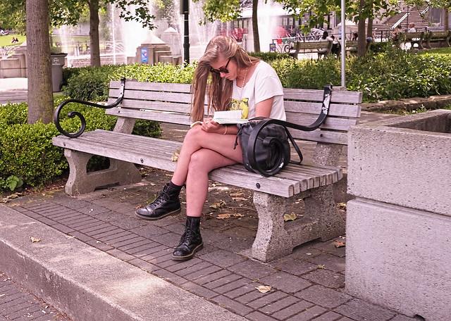 Quiet day