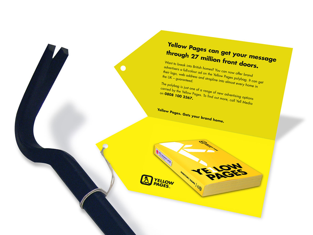 Yellow Pages | Tengrain | Flickr