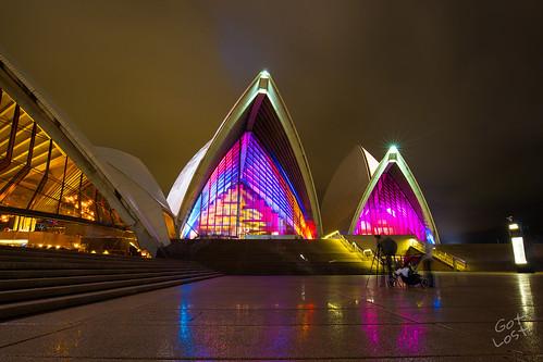 Vivid Sydney 2016   by Rhys Vandersyde