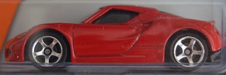 2014 Matchbox #99 On a Mission MBX Adventure CIty Alfa Romeo 4C | by Milton Fox