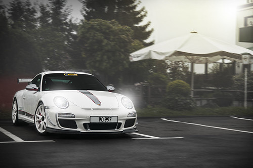 Porsche 997 GT3 RS 4.0 | Explore #83, June 2nd 2013 | by Robin Kiewiet