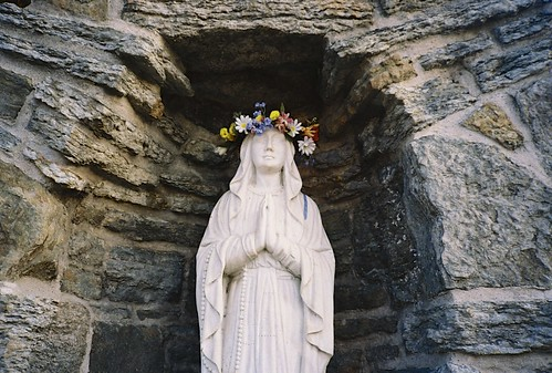 our lady of lourdes | by Amy Fichter