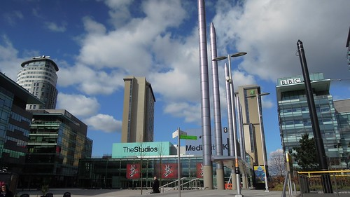 MediaCItyUK, Salford Quays, Manchester | by David McKelvey