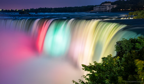 Niagara Falls Colors | by `James Wheeler