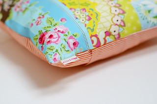 Patchwork Kissen / Pillow