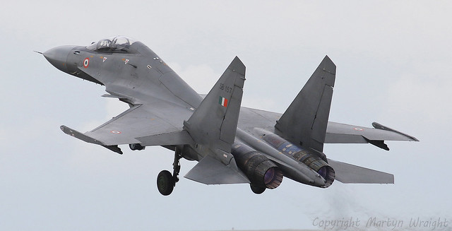 Indian Air Force SU30