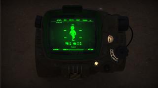 Pip-Boy 3000 Mk4, Render Series 2, Night | by ZapWizard