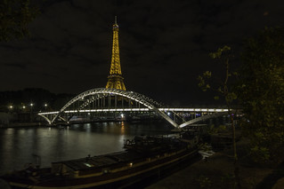 eiffel tower by night (1 of 1) | by Evelakes67