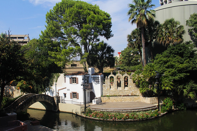 Arneson River Theater, La Villita