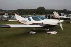 G-CRWZ Czech Aircraft Sportcuiser [PFA 338-14648] Popham