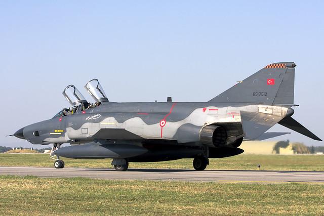 RF-4E Turkey