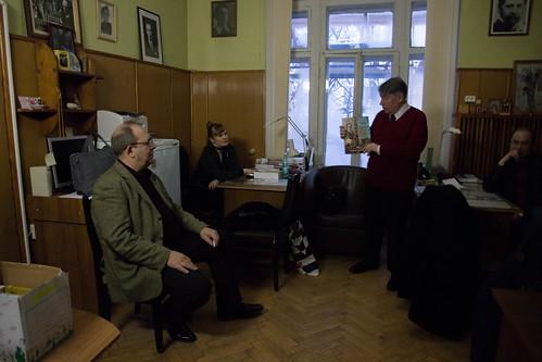 Дек 13 2016 - 15:38 - Научно-практическая конференция «Н.М. Карамзин – писатель, историк, филолог»