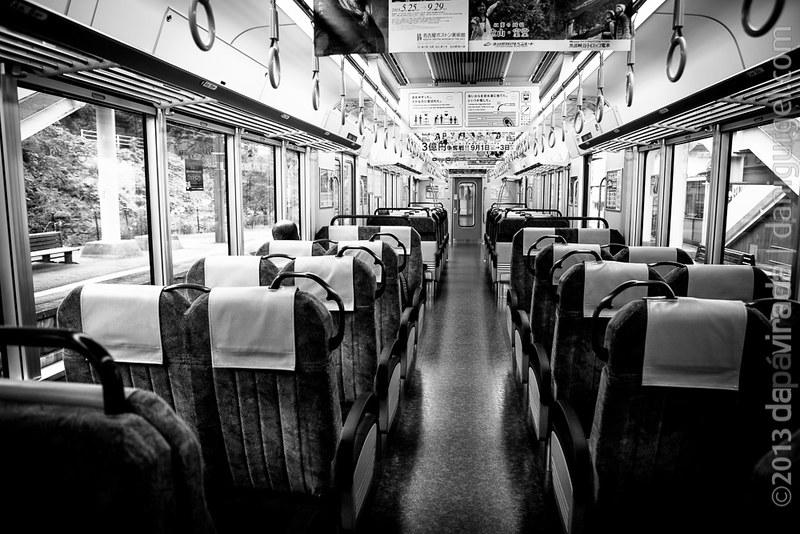 Nagiso Train