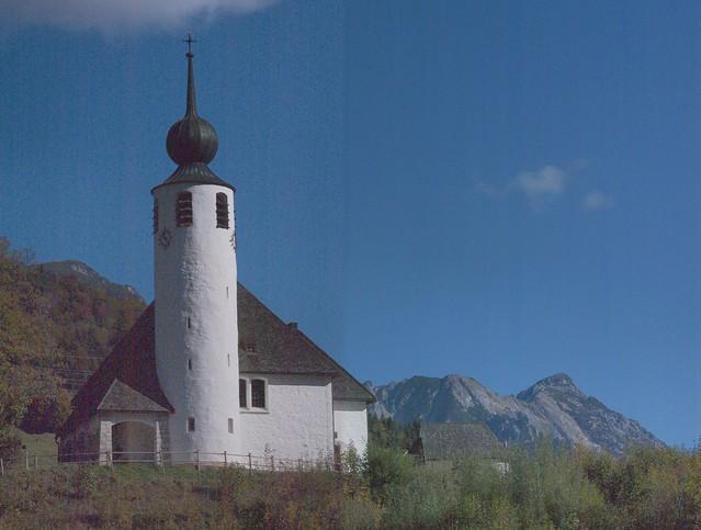 Kapelle mit Staufen u. Zwiesel