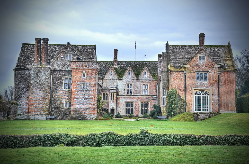 Littlecote House Wiltshire Wwii Home Of 101st Airborne