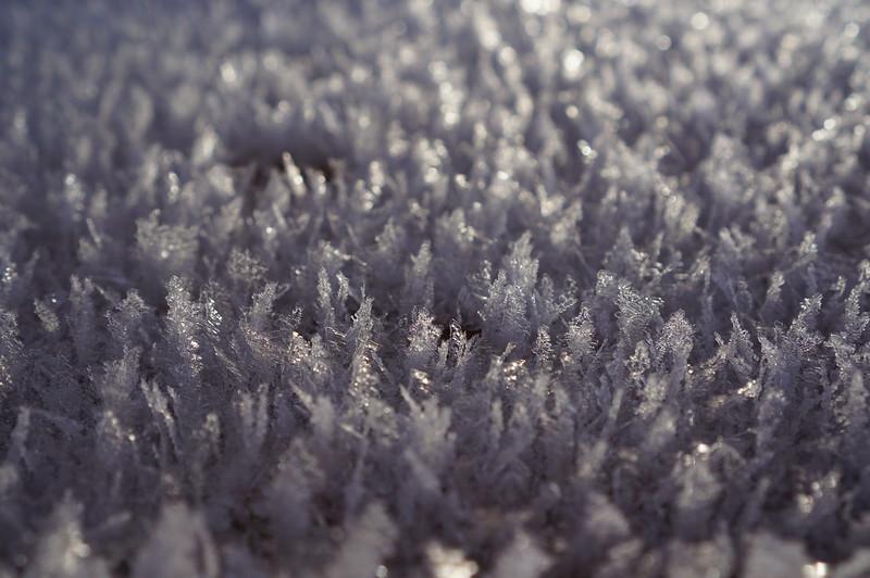 Ледяные кристалы