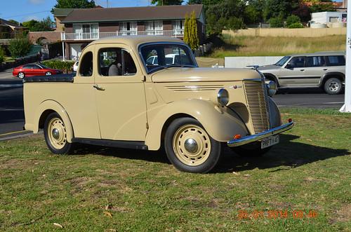 1947 Ford Prefect Ute