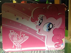 Pinkie Pie lunch box