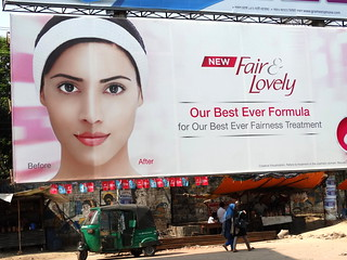 Fair and Lovely - Billboard for Skin-Whitening Cream - Chittagong - Bangladesh | by Adam Jones, Ph.D. - Global Photo Archive