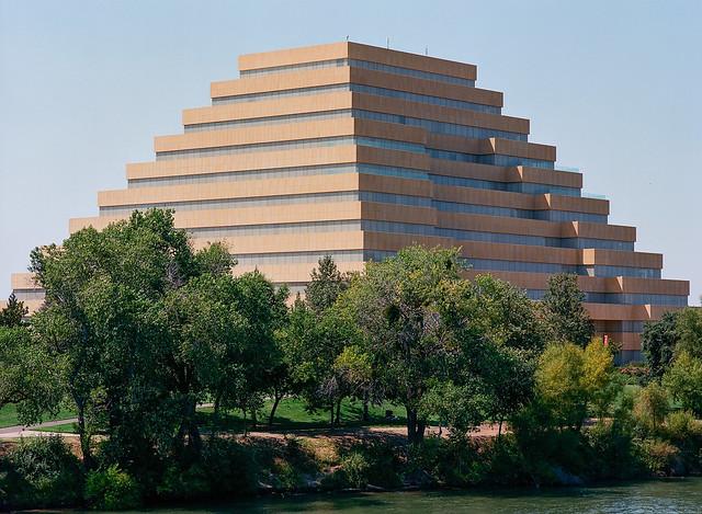 Sacramento's Ziggurat