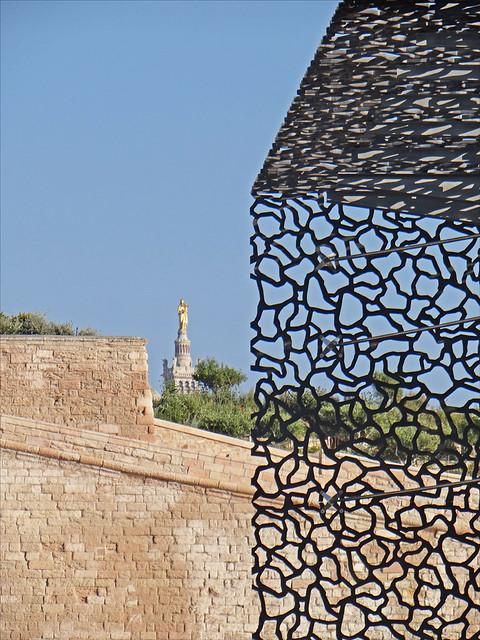 Le Musée des Civilisations de l'Europe et de la Méditerranée : MuCEM (Marseille)