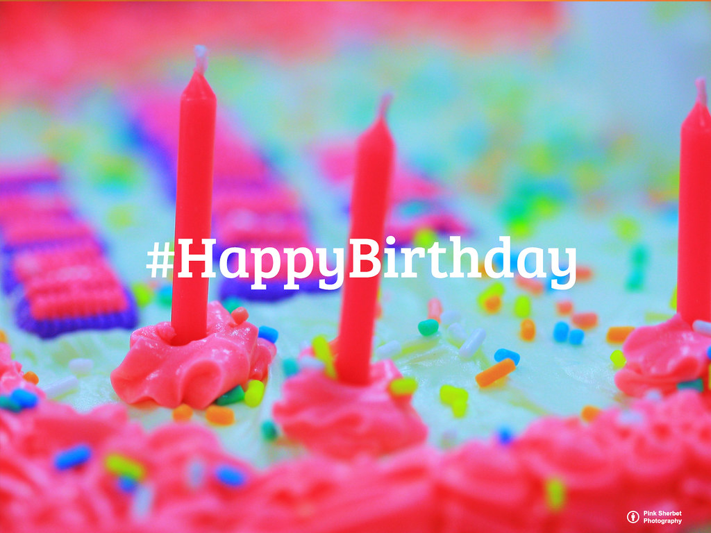 #FlickrFriday: Happy birthday!