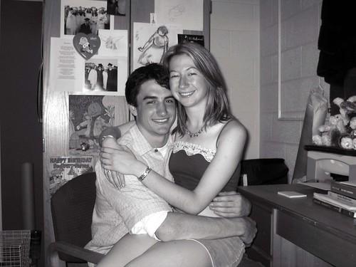 Amy (nee Nebenhaus) '07 and Kevin Egolf '05