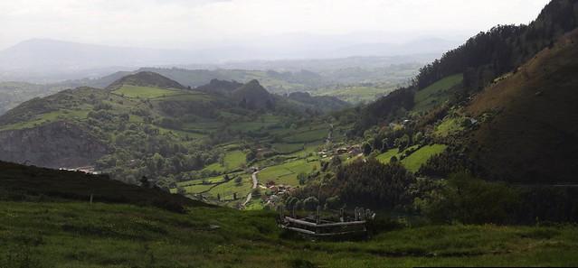 Asturias, Sariego, parroquia de Narzana