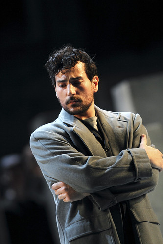 Leonardo Capalbo in action.