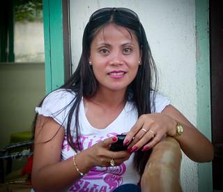 Pretty Filipina