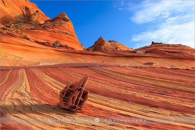 The Boneyard - North Coyote Buttes - Arizona