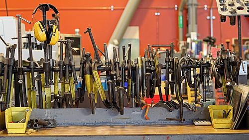 Exploratorium - Tool Bench