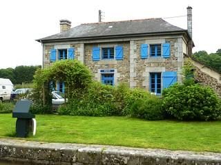 Maison écluse de Saint-Germain-sur-Ille