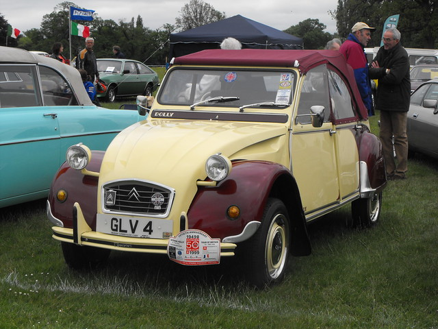 Citroen 2CV 'Dolly' Convertible - GLV 4