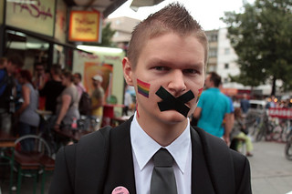Enough is Enough - Stop Homophobia | by agroffman