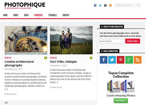 Photophique - November 2013