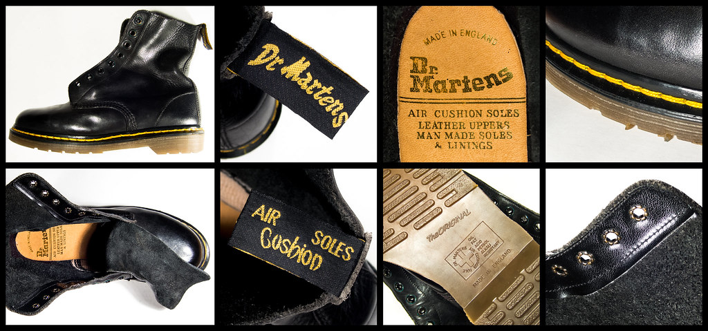 How to spot FAKE Dr Martens Boots