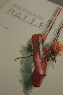 Histoires de Ballets / Splendour book of Ballet